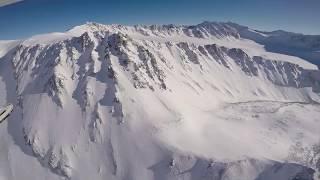 Alaska Feeling: Glacier Landings in Talkeetna Mountains