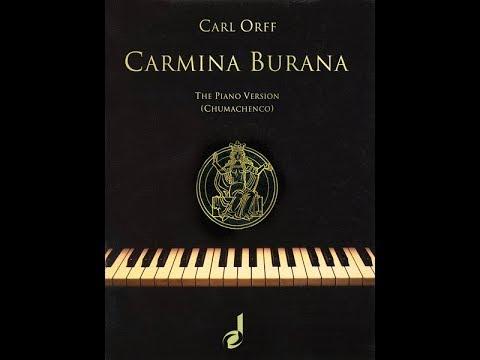 Carl Orff (arr. Eric Chumachenco) - Carmina Burana