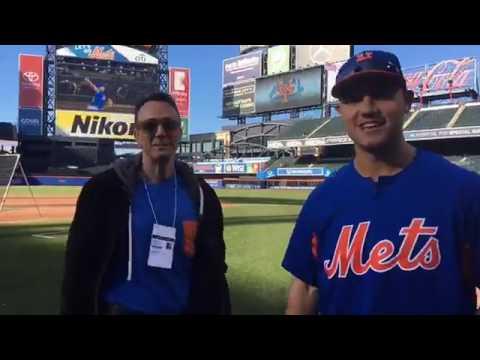Mets BP live with special host Hank Azaria, star of Brockmire!