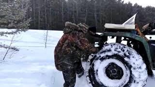 Квадроцикл Сокол.
