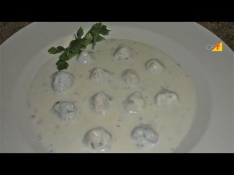 Receita de Sopa de Quibe - Cursos CPT