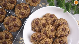 Delicious Cookies For Lactation | Malunggay Oatmeal Cookies | Mortar and Pastry