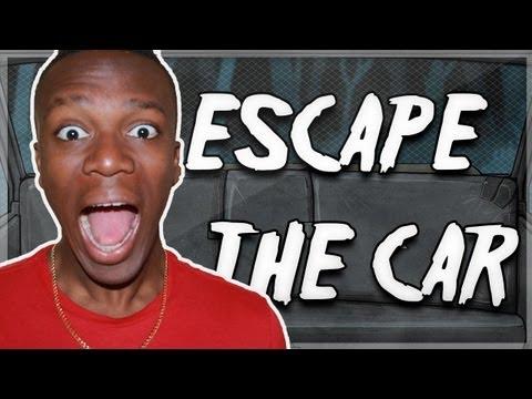 KSIOlajidebt Plays | Escape The Car