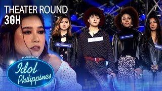3gh sings try at theater round idol philippines 2019