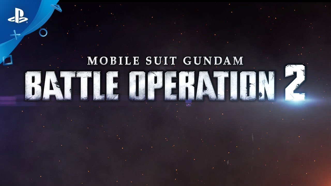 Mobile Suit Gundam: Battle Operation 2 - Announcement Trailer | PS4