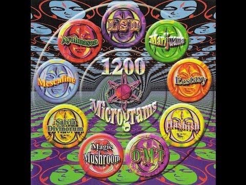 1200 Micrograms - Magic Mushrooms 138 bpm