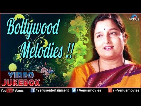 Anuradha Paudwal : Best Bollywood Melodies || Video Jukebox