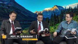 Sekolah Sabat Pelajaran 11 Triwulan 1 2016