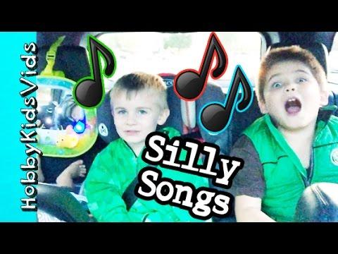 HobbyPig + HobbyFrog Sing SILLY Songs to HobbyGator! Old McDonald Song by HobbyKidsVids