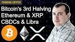 Andreas Antonopoulos Interview - Bitcoin's 3rd Halving, Scalability & Adoption - BTC PoS - ETH & XRP