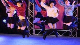 福岡カスタムカーショー2016 アイドルステージ ヒペリカム 1部 福岡ヤフ...