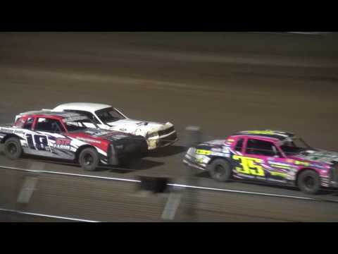 IMCA Hobby Stock feature Independence Motor Speedway 7/22/17