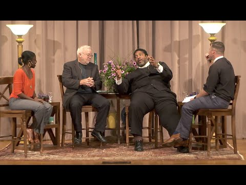 Racism, Politics and the Gospel: Rev. Jim Wallis and Rev. Dr. William J. Barber, II