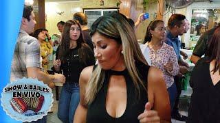 Bailando Morena Con Sabrosura en El Chancho Mio Los Horizontes de Cerro Negro - Roxana Gonzalez