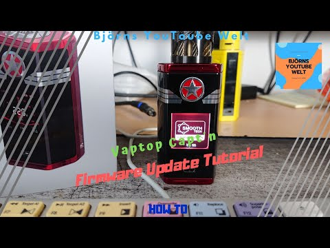 Vaptio Capt´n Firmware Update Tutorial How to Deutsch Captn Software thumbnail