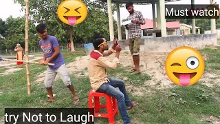 Must watch funny comedy video 2019// #funnyfunny