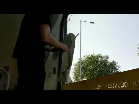Tax Assist Norwich new window graphics branding | Internal View