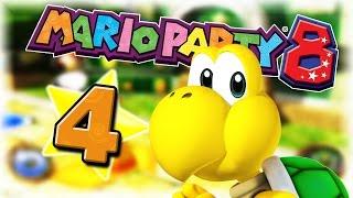 Let's Play Mario Party 8 [Deutsch] - Part 4 - Koopas Stadt der Mogule