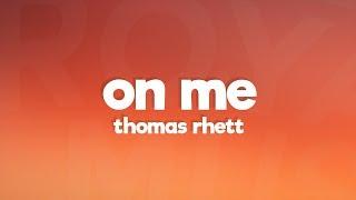 Download Lagu Thomas Rhett Kane Brown Ava Max - On Me MP3