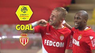 Goal Kamil GLIK (90' 2) / AS Monaco - Dijon FCO (4-0) / 2017-18