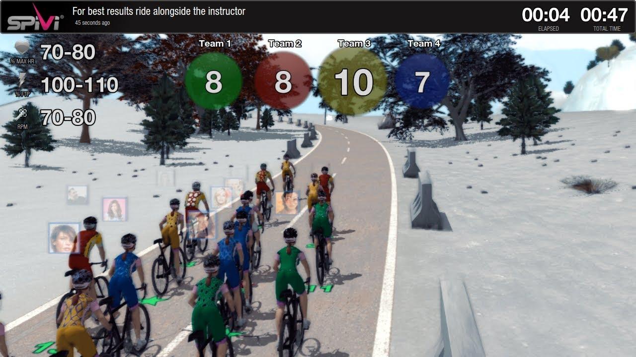 Spivi Studio - Indoor Cycling Training System   Spivi