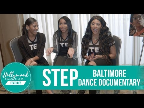 STEP Dance Documentary Exclusive |  Tayla Solomon, Blessin Giraldo & Cori Grainger