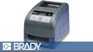 BBP33 Label Printer Introduction Video