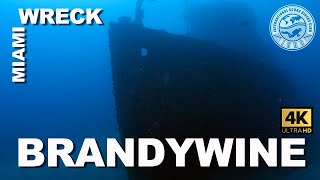 Tec #Wreck Diving: BrandyWine (Miami , Florida)