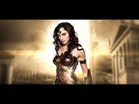 On the New Wonder Woman Movie Image: Where
