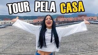 TOUR PELA MINHA CASA - A REALIDADE!!   Pérolas da J@que