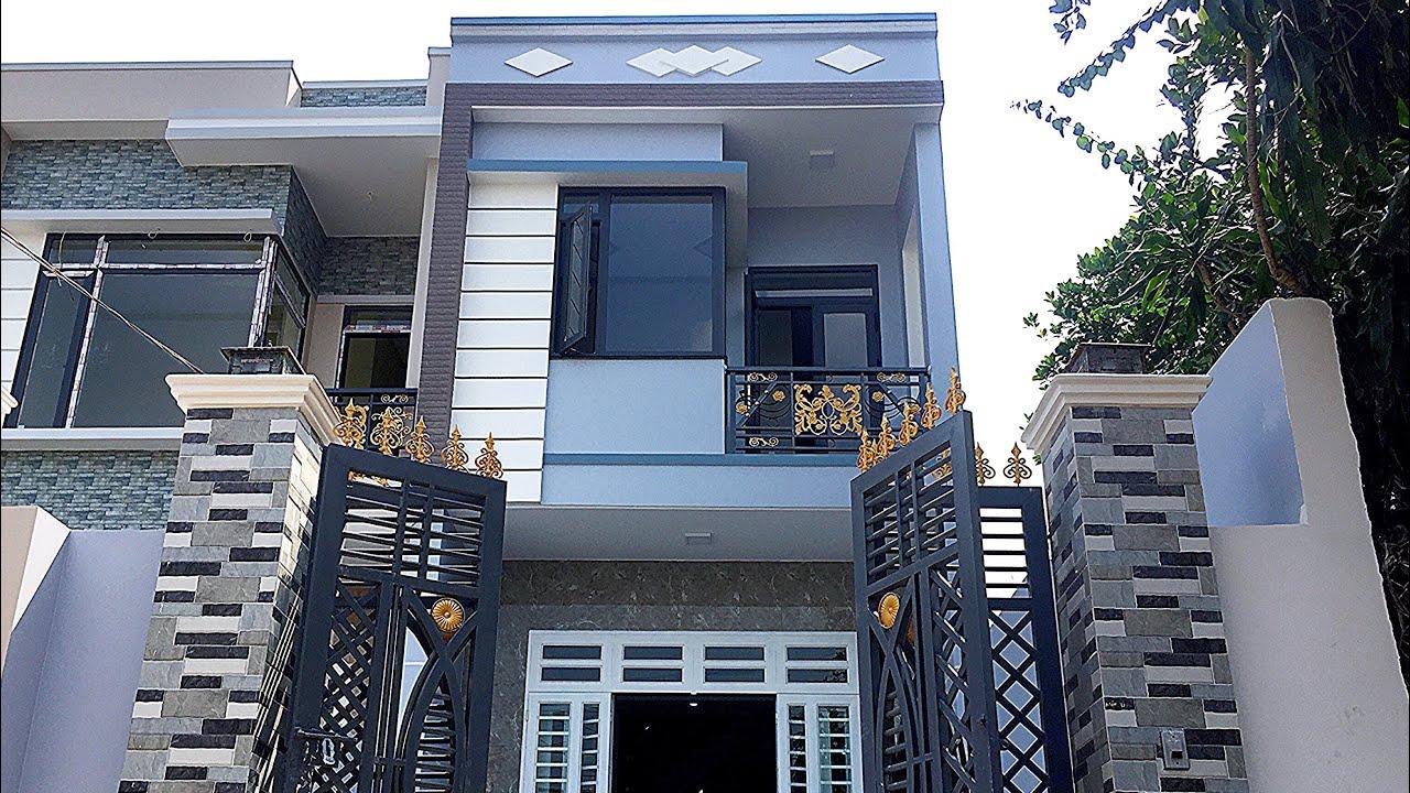 Đây Là Mẫu Nhà Ống Hai Tầng Đẹp Nhất Mà Tôi Từng Quay Video | Nhà Đẹp | Nice Home