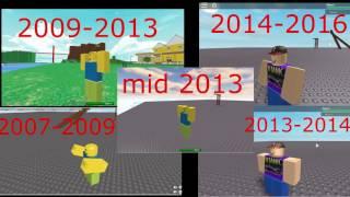 Correcting Old ROBLOX Simulators: ANIMATIONS!