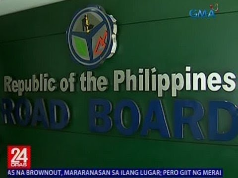24 Oras: Road board, binuwag na ni President Duterte
