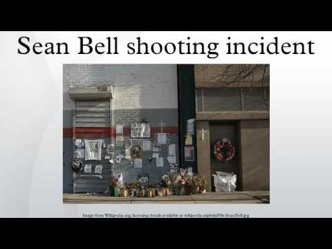 Sean Bell shooting incident
