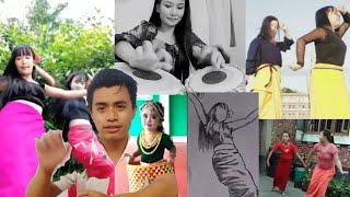 Trending Viral dance & funny videos(Reaction Akz jeng)