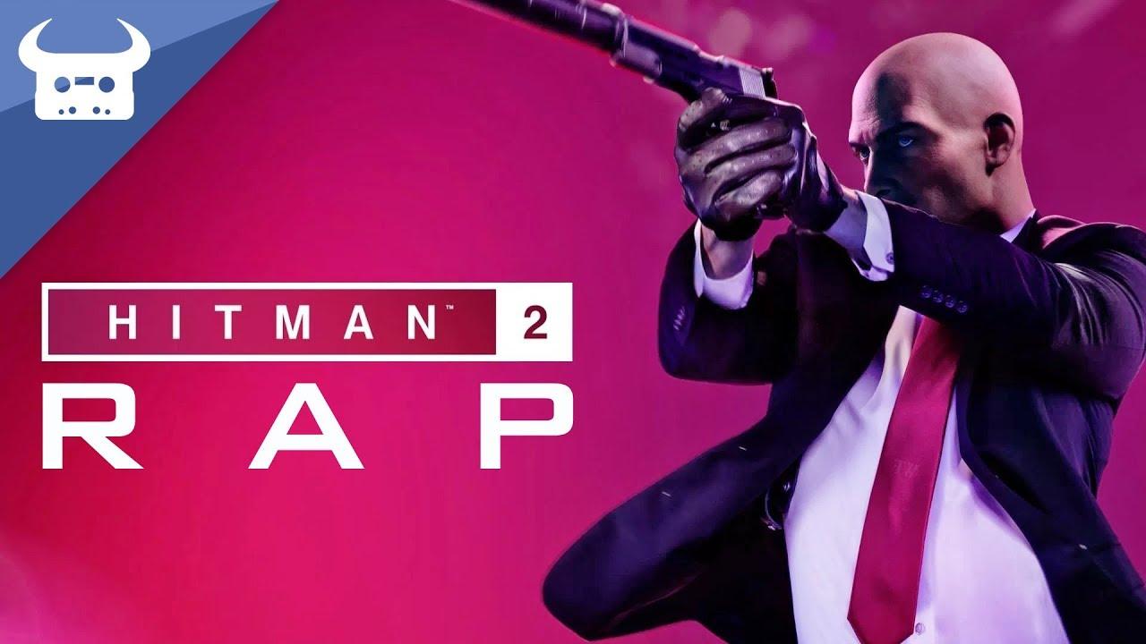 Hitman 2 Agent 47 Raps Dan Bull