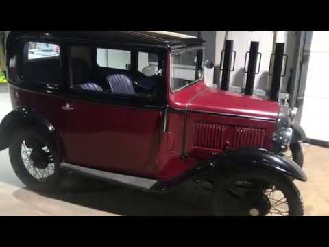 1933 Austin 7 for auction 30th May 2020