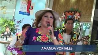 El Blog de Karina: MUSICAL DE AMANDA PORTALES - OCT 20 - 4/7 | Willax