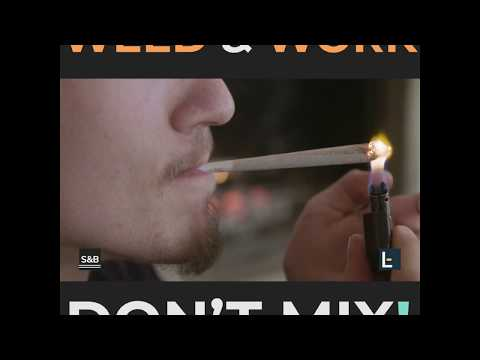 Legal Tip of The Week | Louis Benowitz | Don't Tell Your Employer You Smoke Weed