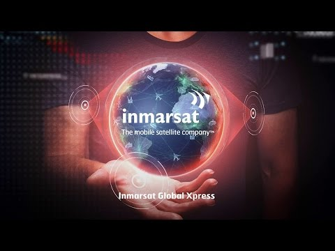 Inmarsat Global Xpress - changing the future for us all