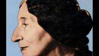 Bach / Wanda Landowska, 1949: Prelude and Fugue No. 2 in C minor, BWV 847 - WTC, Book I
