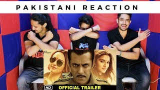 Dabangg 3: Official Trailer | Salman Khan | Sonakshi Sinha | Prabhu Deva | Pakistani Reaction