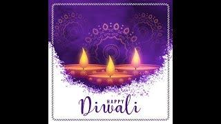 Happy Diwali GIF in photoshop