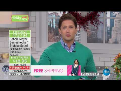HSN | Brett Chukerman's Holiday Host Picks 10.14.2016 - 10 AM
