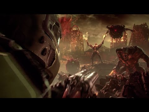 Doom Eternal Reveal Teaser - E3 2018