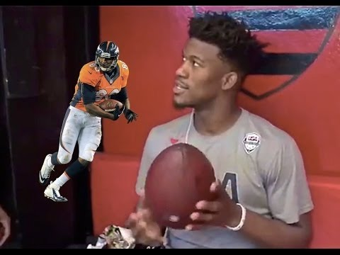 Jimmy Butler thinks he can play in the NFL, says he
