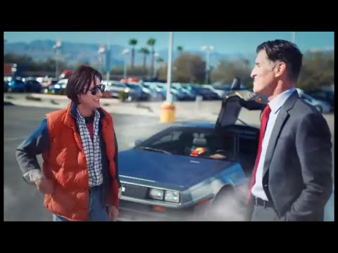 What??? DeLorean Owner Trades In His DMC-12 For A Toyota Camry Hybrid!