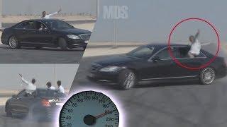 АРАБСКИЙ ДРИФТ НА MERCEDES & BMW