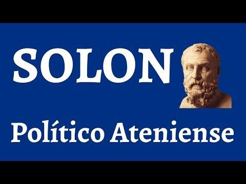 Solon, el primer Politico