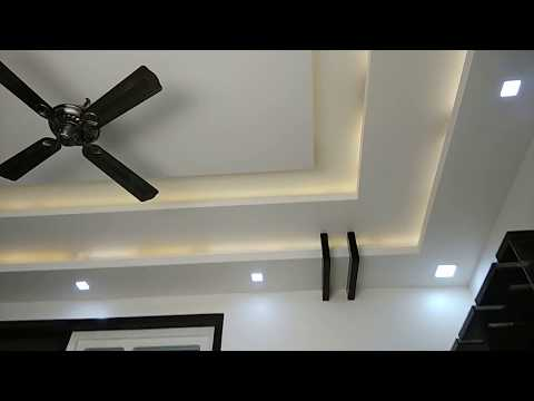 POP False Ceiling Design - Living Room POP Ceiling Interior Design Ideas